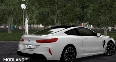 Bmw M8 F92 Coupe 2020 [1.5.8], 3 photo